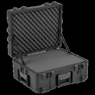 R Series 2217-10 Waterproof Utility Case w/ cubed foam