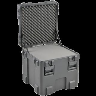 R Series 2424-24 Waterproof Utility Case w/ layered foam