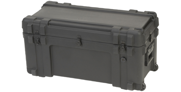 R Series 3214-15 Waterproof Utility Case w/ wheels and pullhandle