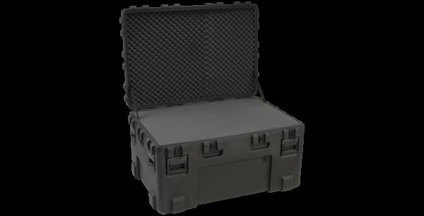 R Series 4530-24 Waterproof Utility Case w/ layered foam