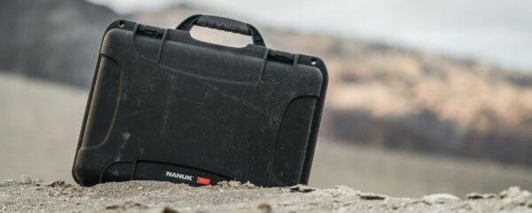 NANUK 910 GLOCK® 2 UP PISTOL CASE