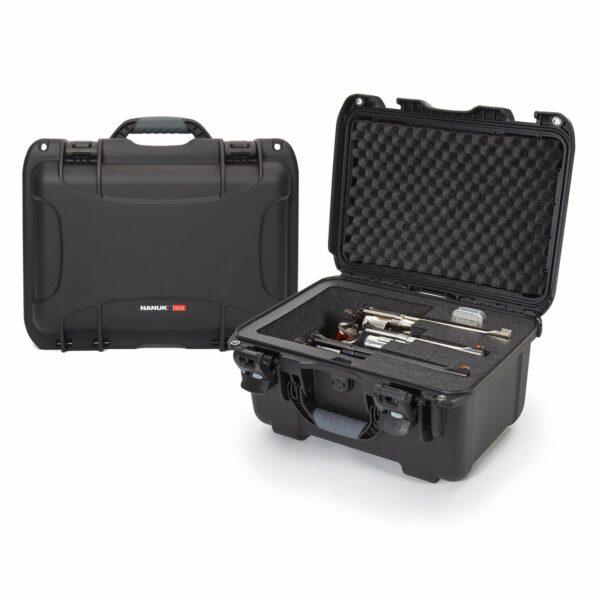 NANUK 918 3-UP REVOLVER CASE
