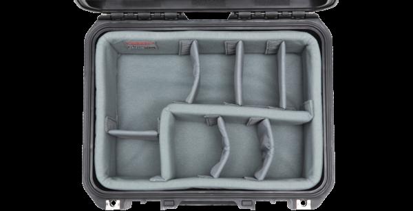iSeries 1309-6 Estuche con divisores de fotos diseñados por Think Tank