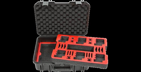 iSeries 1711-6 Funda impermeable GoPro de doble capa y seis capas