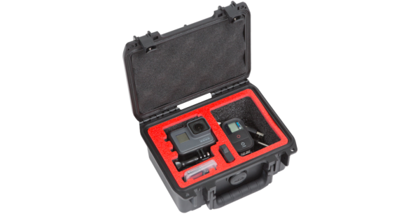 iSeries 0705-3 Estuche impermeable GoPro individual