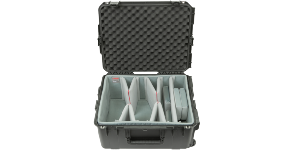 iSeries 2217-10 Case w/Think Tank Designed Video Dividers