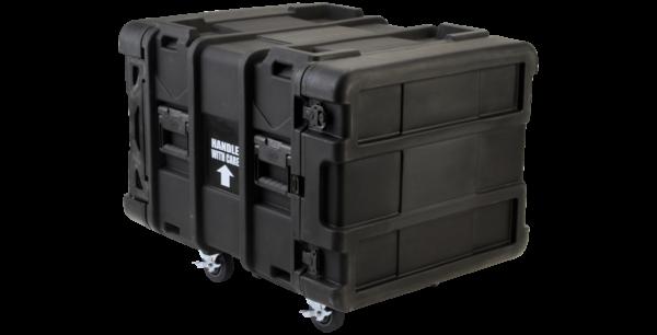 8U Roto Shockmount Rack Case - 24