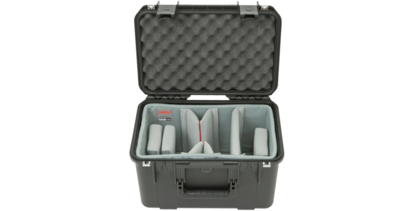 iSeries 1610-10 Case w/Think Tank Designed Video Dividers