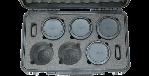 iSeries 2011 Waterproof Lens Case