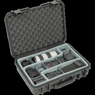 iSeries 1813-5 Estuche con divisores diseñados por Think Tank