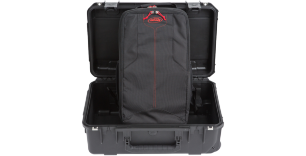 iSeries 2011-7 Estuche con mochila de fotos diseñada por Think Tank