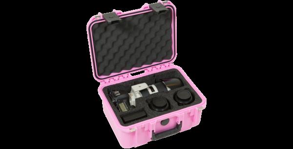 iSeries DSLR Pro Camera Case (rosa)