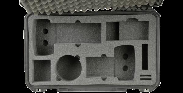 iSeries 2011-7 Dos DSLR con estuche de lentes