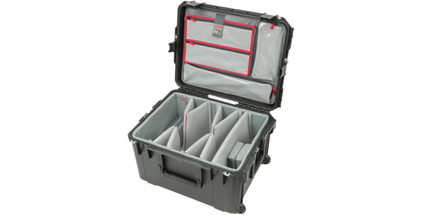 iSeries 2217-12 Case w/Think Tank Designed Video Dividers & Lid Organizer