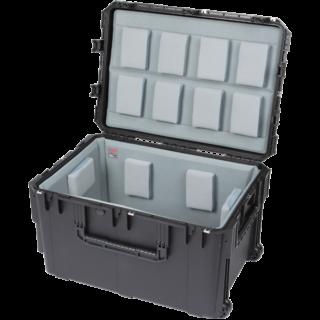iSeries 3021-18 Estuche con revestimiento diseñado Think Tank