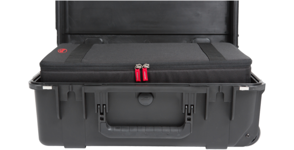 iSeries 2011-7 Estuche con Think Tank Diseñado con divisor interior con divisor extraíble