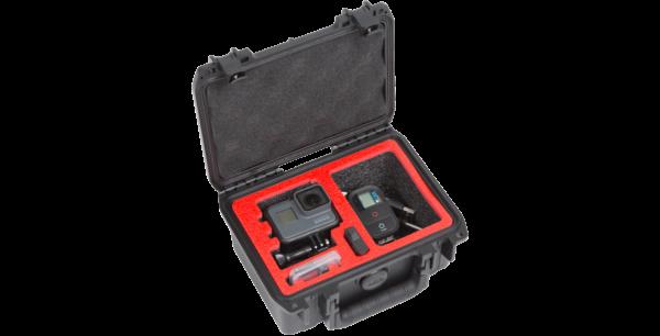 iSeries 0705-3 Waterproof Single GoPro Case