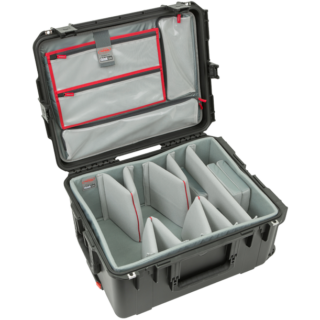 iSeries 2217-10 Case w/Think Tank Designed Video Dividers & Lid Organizer