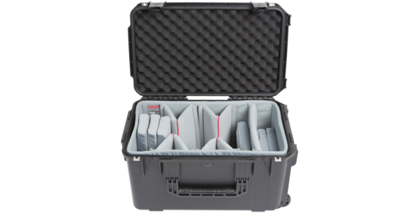 iSeries 2213-12 Case w/Think Tank Designed Video Dividers