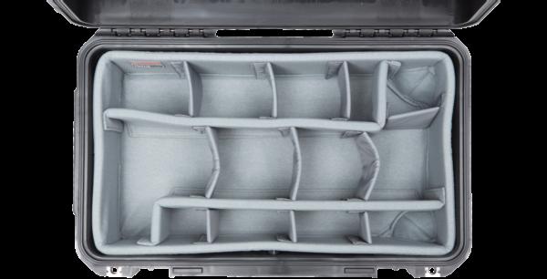 iSeries 2011-8 Estuche con divisores de fotos diseñados por Think Tank