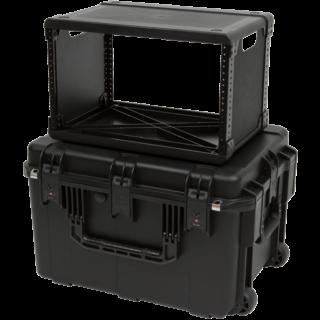 """Portaequipajes moldeado por inyección iSeries de 6U - 13 """""""