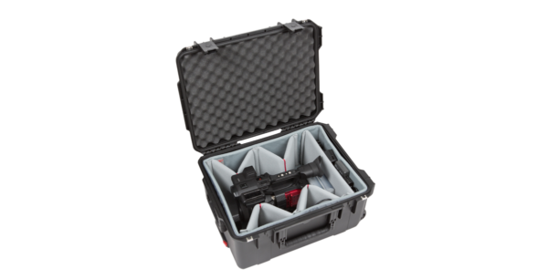 iSeries 2015-10 Case w/Think Tank Designed Video Dividers