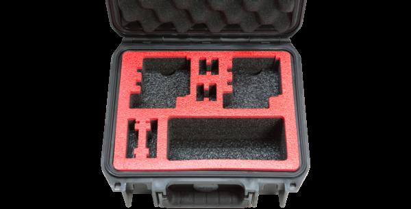 iSeries 0907-4 Waterproof Double GoPro Camera Case