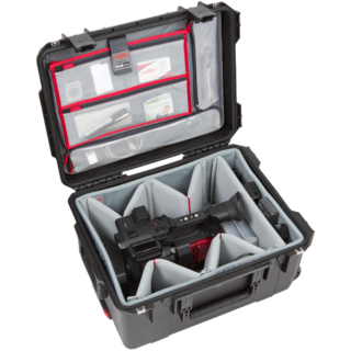 iSeries 2015-10 Case w/Think Tank Designed Video Dividers & Lid Organizer