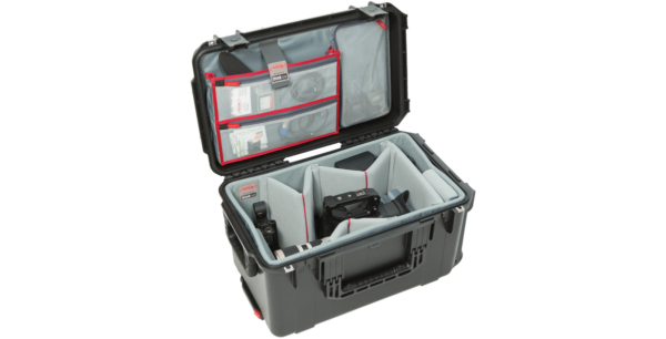 iSeries 2213-12 Case w/Think Tank Designed Video Dividers & Lid Organizer